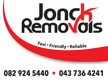 Jonck Furniture Removals - Jonck Removals has been specializing in furniture removals since 1997.  Our trucks are fully enclosed and secure.  Stock-in-transit insurance is included with every load.  We offer fast and friendly service at a good price.