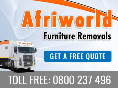 Afriworld Furniture Removals - Afriworld Furniture Removal has successfully moved some of South Africa's most powerful CEO's, and the nation's most influential decision makers. We can do the same for YOU. Contact us today for a free office or residential removal quote!